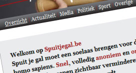 Spuitjegal.be